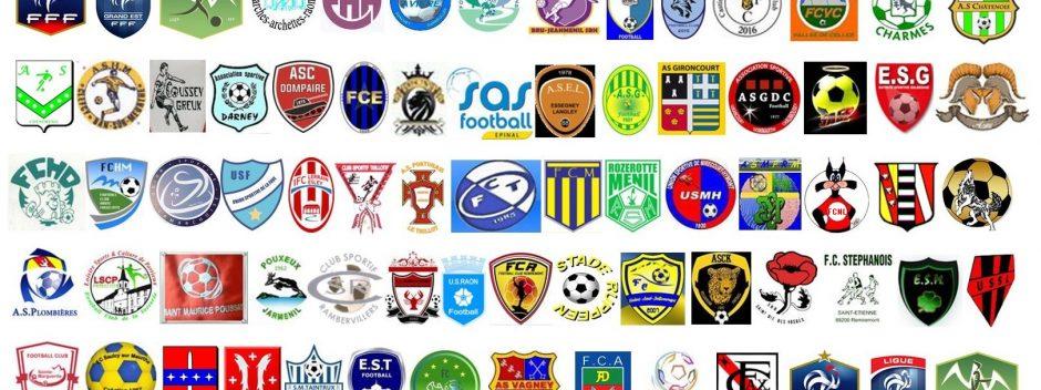 Clubs district des vosges de football - Logo club foot espagnol ...
